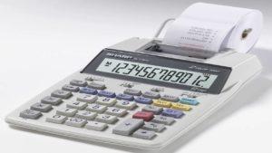 best printing calculator