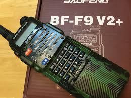 Baofeng BF-F9 V2+