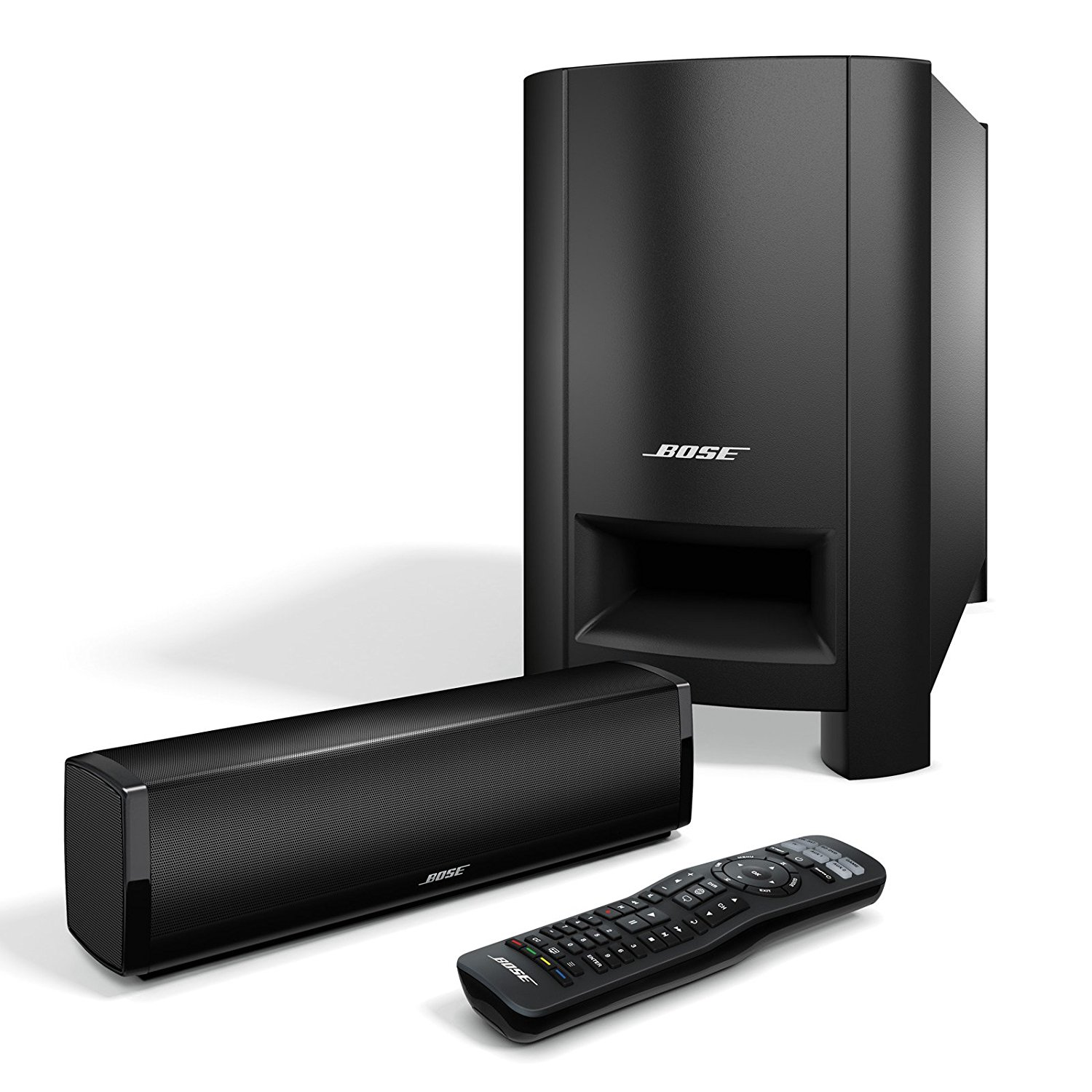 10 Photos 15 Reviews: Bose CineMate 15 Speaker System Review