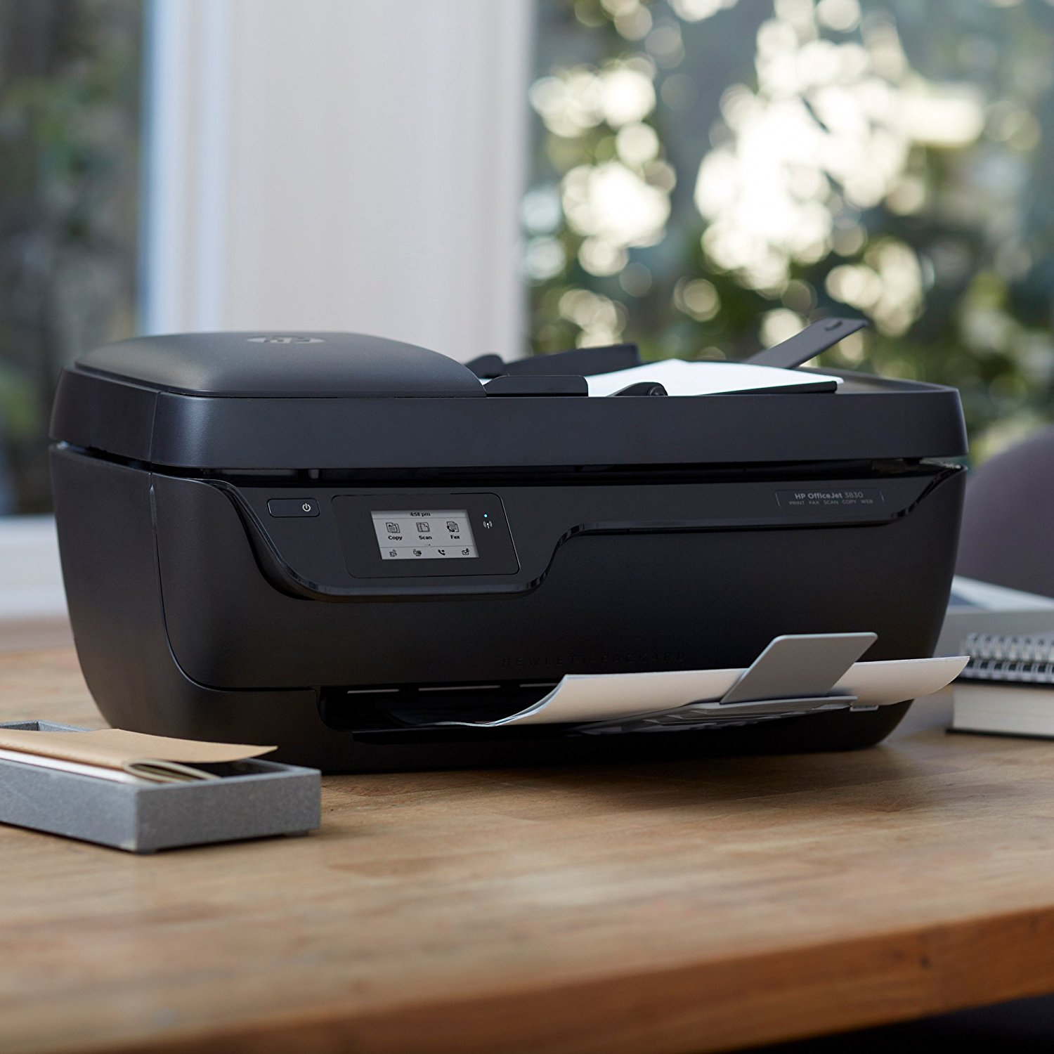 HP Officejet 3833 Review