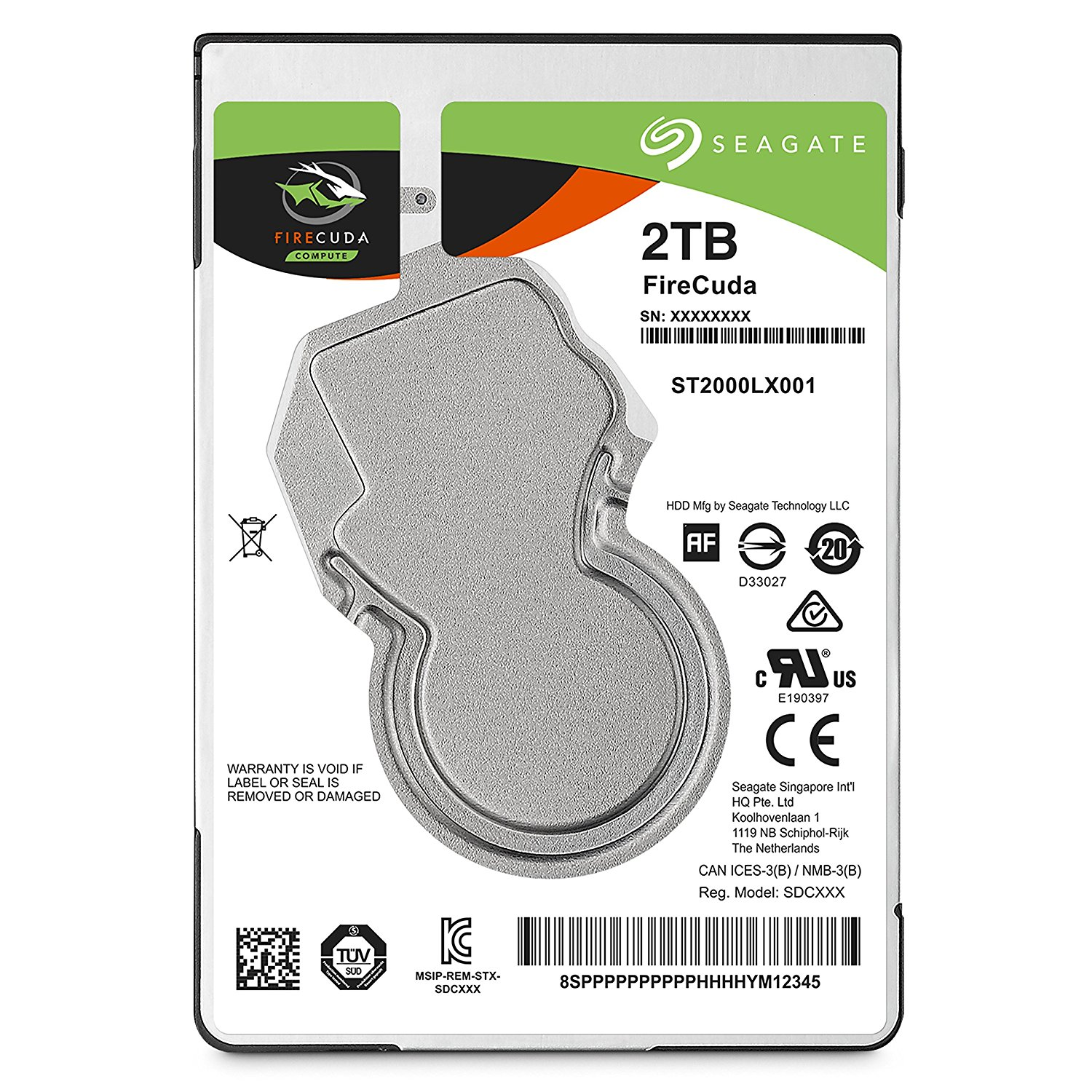 Seagate 2TB Firecuda Review
