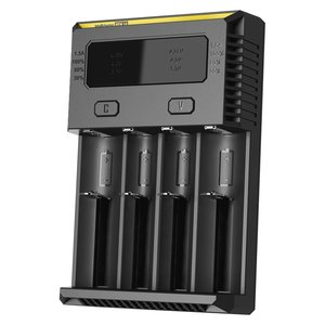 2016 Version NITECORE i4 Intellicharger Battery Charger