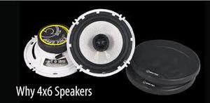BEST 4×6 SPEAKERS