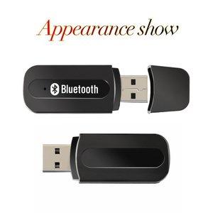 Bluetooth Adapter Receiver,URANT Car Kit Mini USB Wireless Audio Adapter Bluetooth Music Receiver & Adapter