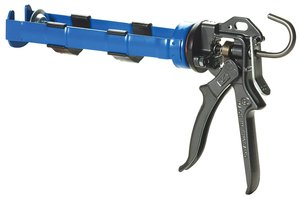 COX 41004-2T Ascot 10.3-Ounce Cartridge 26:1 Mechanical Advantage Cradle Manual Caulk Gun