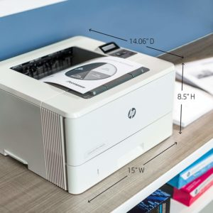 HP Laserjet Pro M402n Monochrome Printer, Amazon Dash Replenishment Ready (C5F93A)