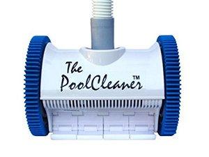 Hayward Poolvergnuegen 896584000-013 The Pool Cleaner Automatic Suction Pool Vacuum, 2-Wheel, White