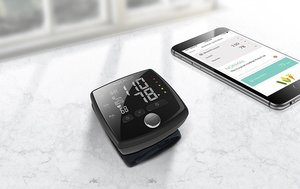 MOCACuff - Connected Wrist Blood Pressure Monitor