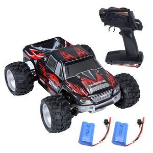 RC Car, Distianert Electric RC Car Offroad Remote Control Car RC Monster Truck RTR
