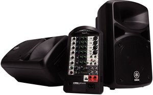 Yamaha STAGEPAS 400I Portable PA System