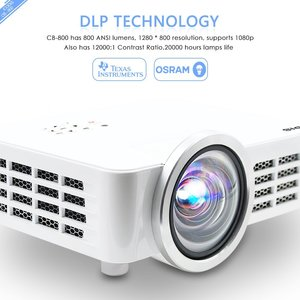 iCodis CB-800 Short Throw Projector