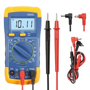GOCHANGE LCD Digital Multimeter