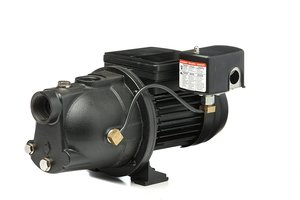 Red Lion PWJET50 Cast Iron Shallow Well Jet Pump Wells up to 25 Ft