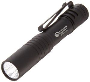 Streamlight 66318 MicroStream Ultra-compact Aluminum body Flashlight with AAA Alkaline Battery