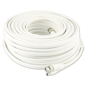 Swann 100ft BNC Cable, Video & Power for Surveillance