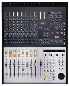 Focusrite Control 2802 Small Format Analog Mixing Console with Ethernet-Based DAW Control