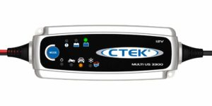 CTEK (56-158) MULTI US 3300 12 Volt Fully Automatic 4 Step Battery Charger