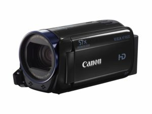 Canon VIXIA HF R600 Review
