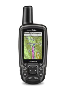 Garmin GPSMAP 64st, TOPO U.S. 100K with High-Sensitivity GPS and GLONASS Receiver