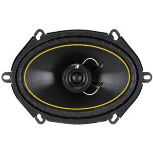 Kicker DS68 (6x8) Coaxial Speakers 140 Watts Peak