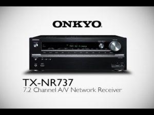 Onkyo TX-NR737 Review