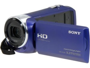 Sony HDR CX240 Review